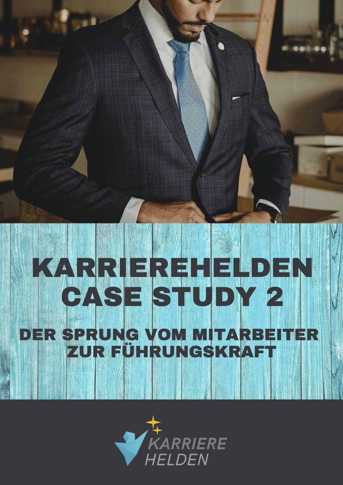 Case Study 2 - Führungskraft
