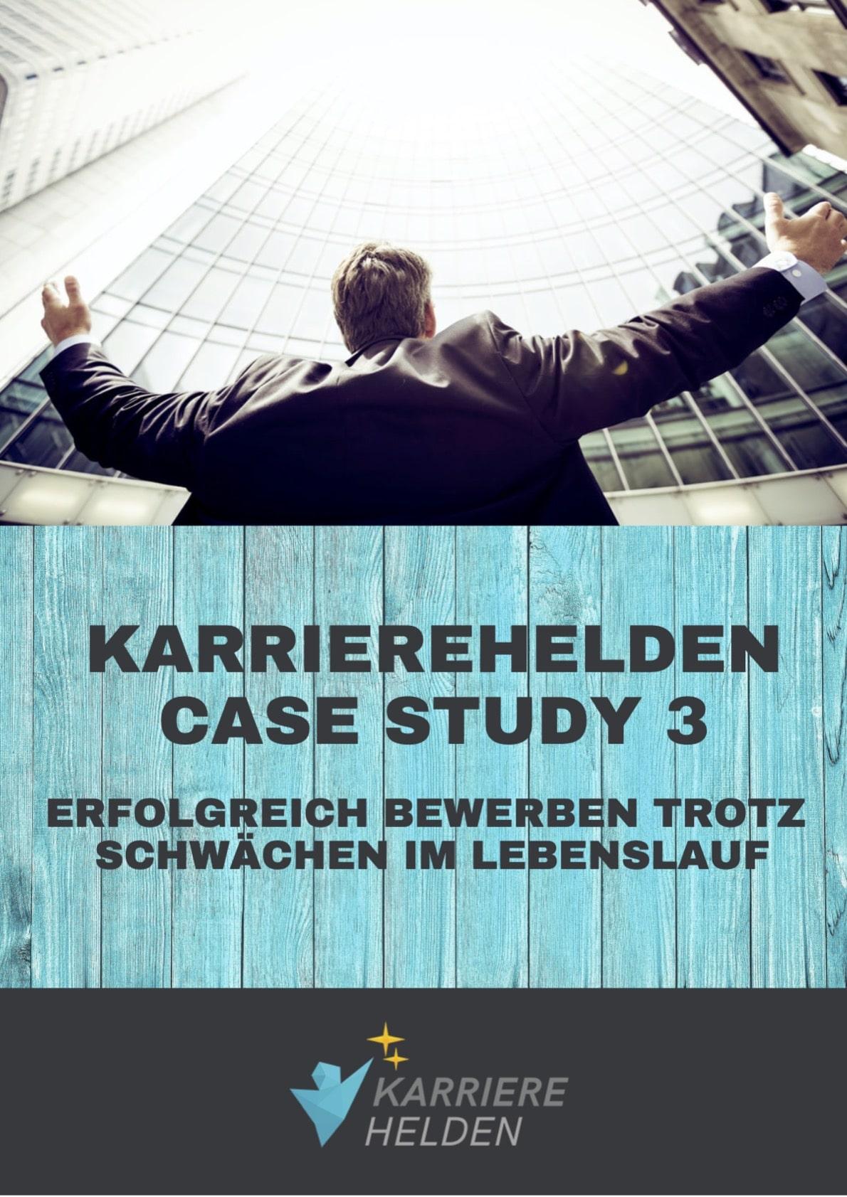Case Study 3 - Unklarer Lebenslauf