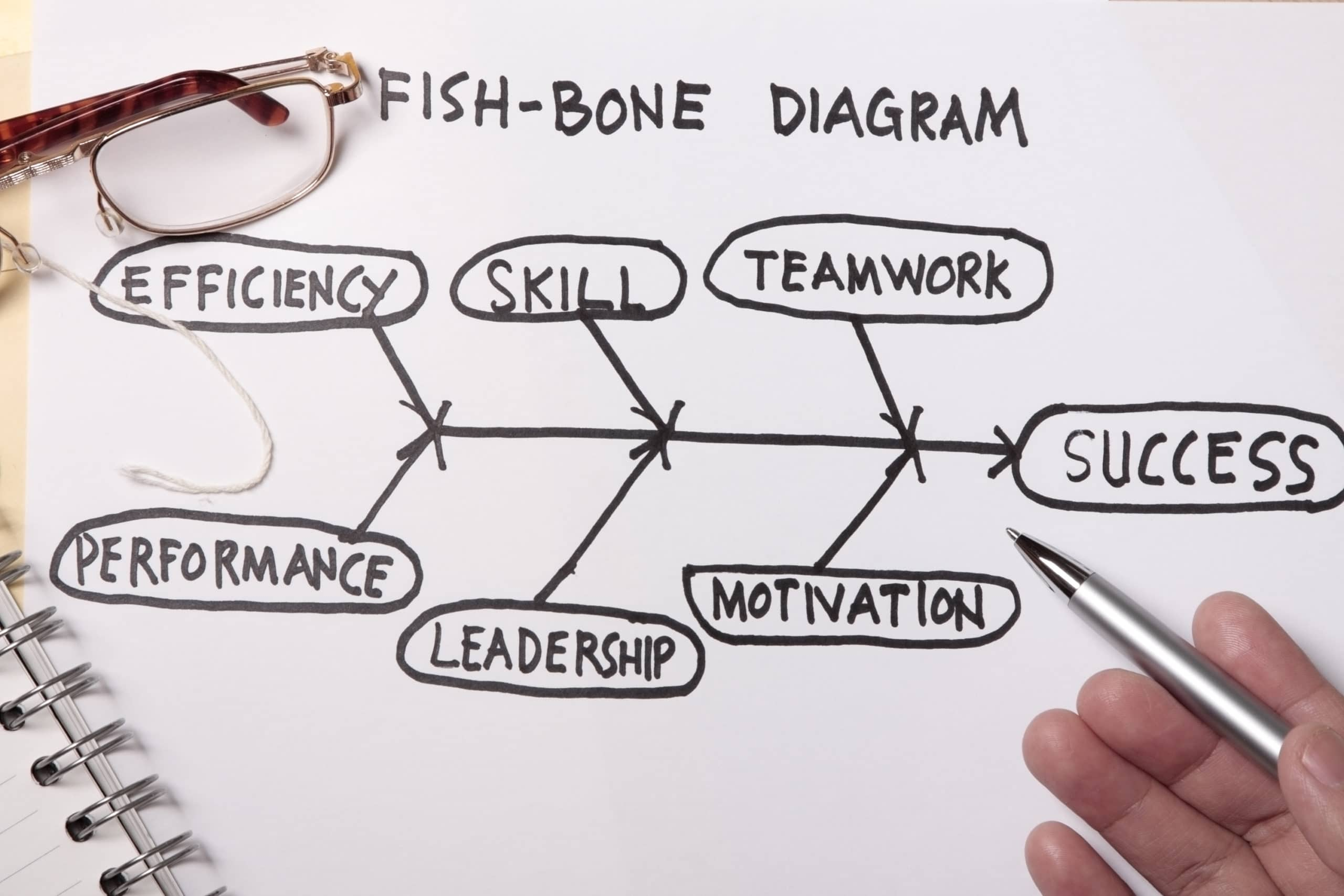 Fish Bone Diagramm