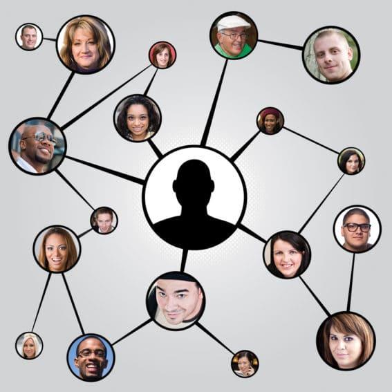 Netzwerken für den neuen Job