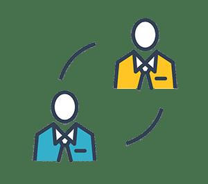 Manager und Führungskraft