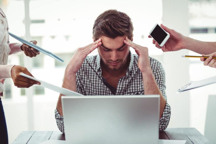 Belastbarkeit im Job