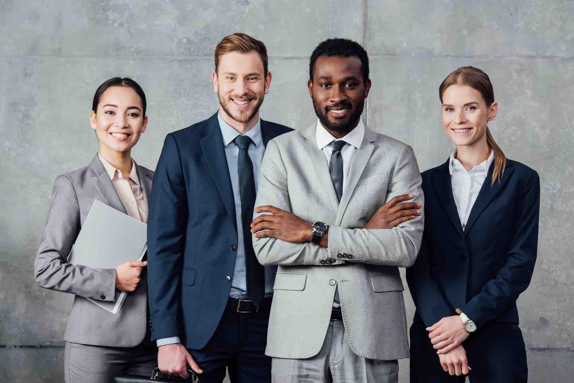 Bewerbung für Führungskräfte