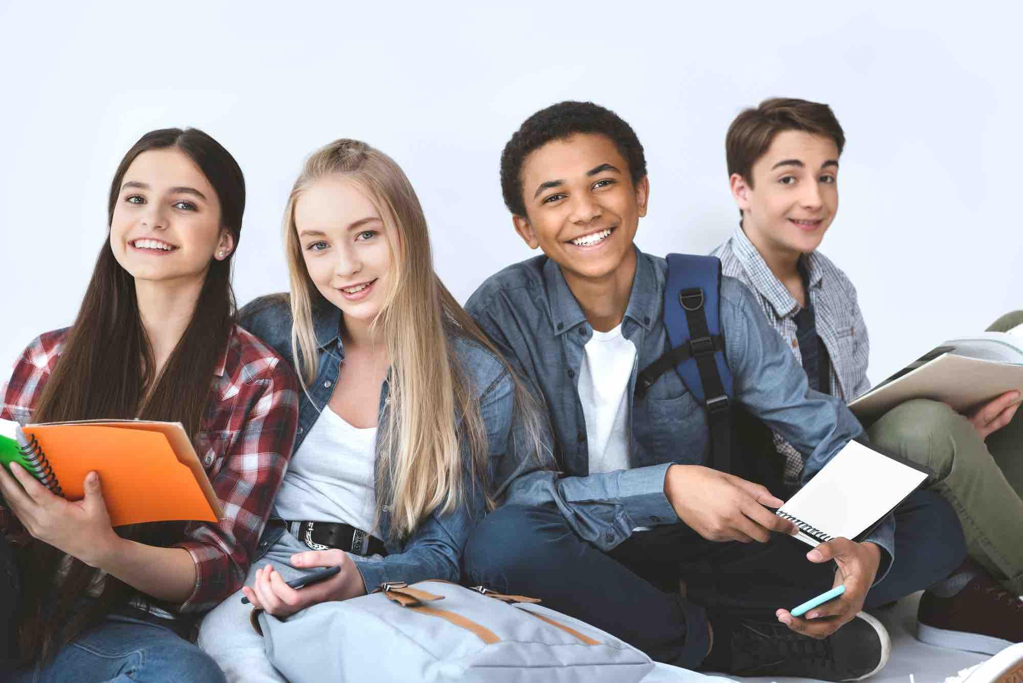 Bewerbung für Schüler und Auszubildende