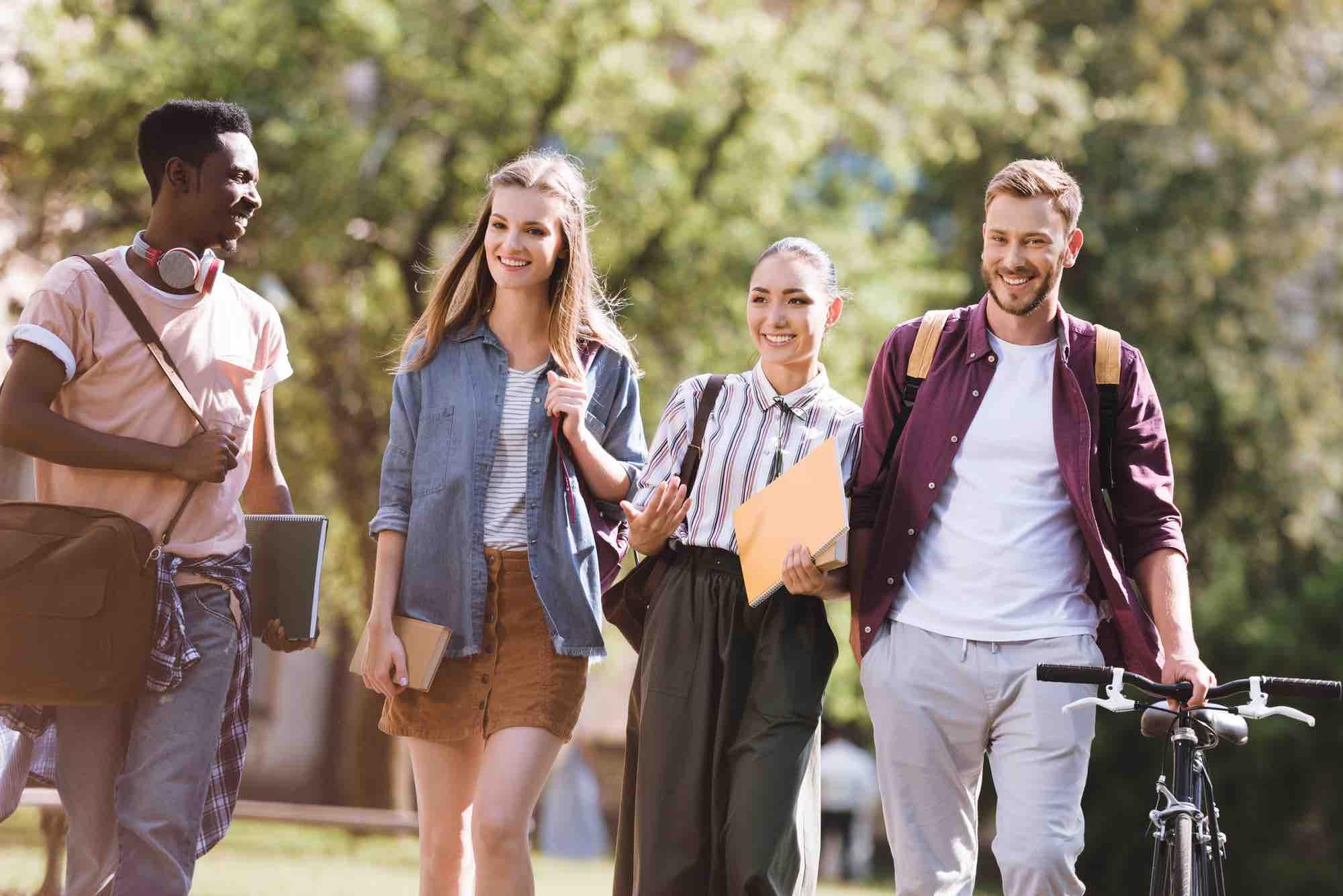 Bewerbung für Studierende und Absolventen