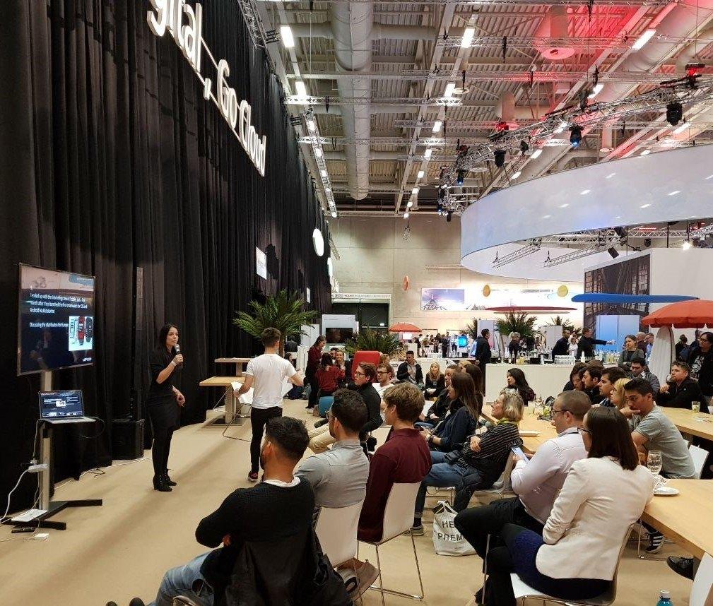"""Vortrag bei Huawei DigitALL Nigth """"Wie künstliche Intelligenz Deine Karriere voranbringen oder beenden wird"""" – 10.2017"""
