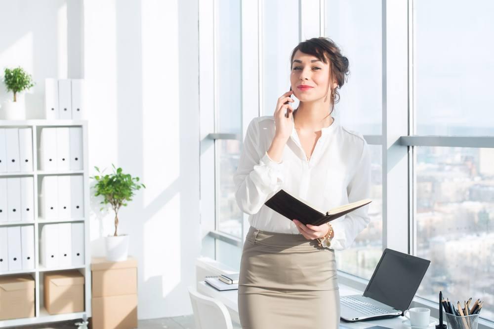 telefonat mit personalabteilung personaler